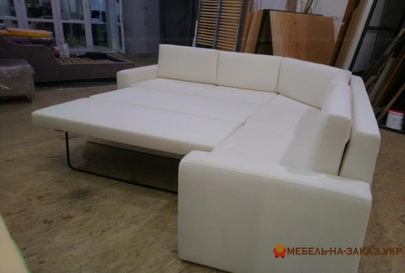 красивая мебель в белом цвете