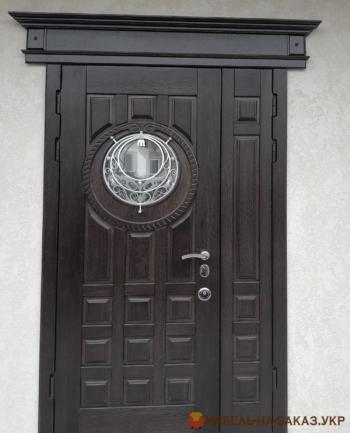 дверь входная из бука