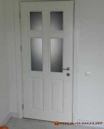 дверь межкомнатная из дуба