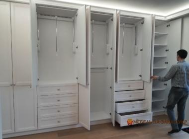 дизайн проект шкафа для прихожей
