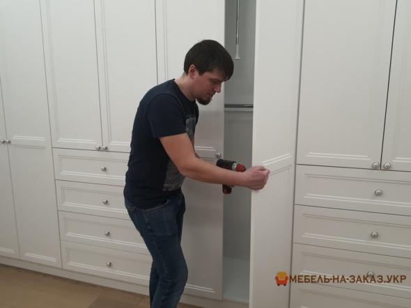 изготовление шкафов в спальню