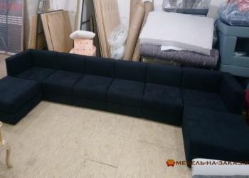 дизайн проект п образного дивана
