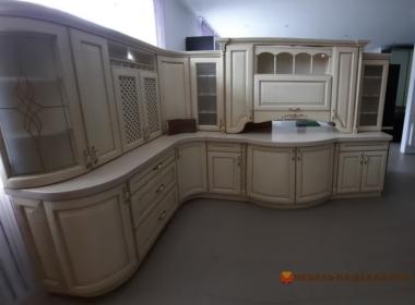заказная радиусная кухня