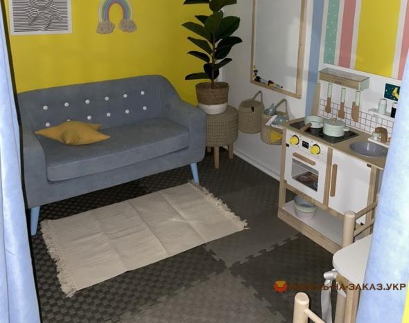 мебель мякя в детскую