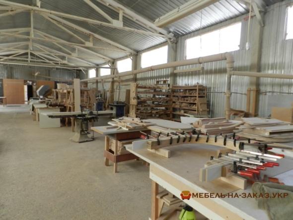 производство мебели из дуба