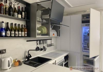 мебель угловая в кухню
