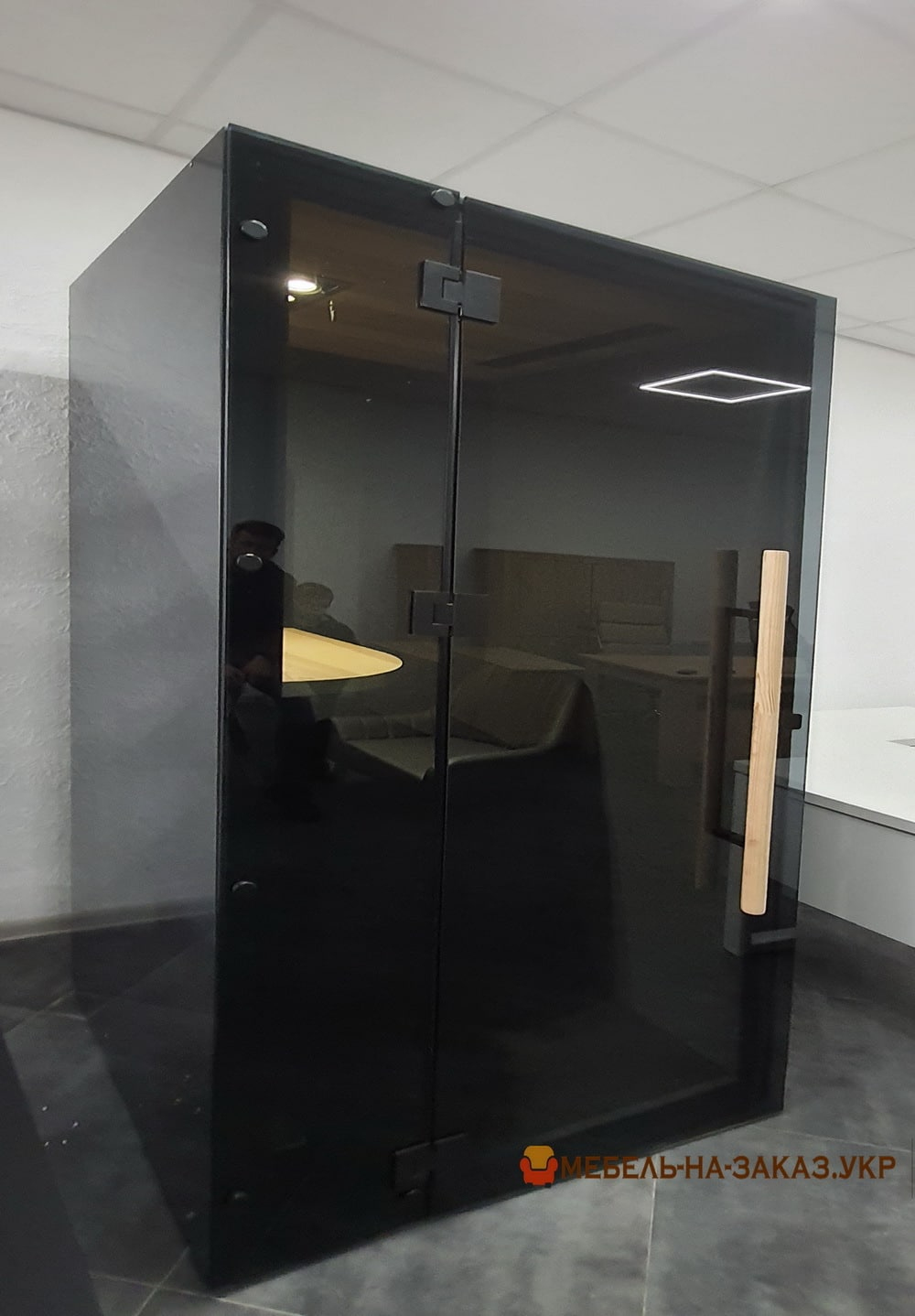 Переговорные кабинки для офиса