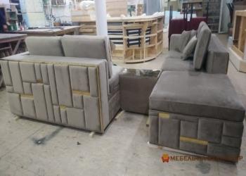 копия модульного п образного италянского дивана
