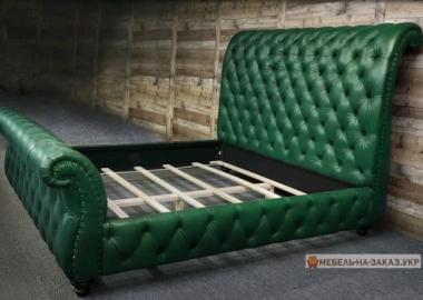 кровать честер из кожи на заказ