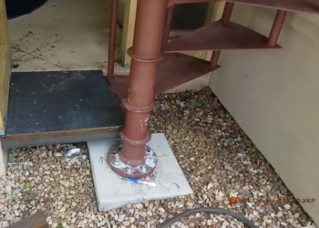 Изготовление металлических лестниц Борисполь
