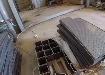 изготовление лестниц из металла БУча