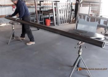изготовление лестниц из металла на заводе