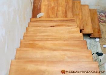 сварка металлической лестницы