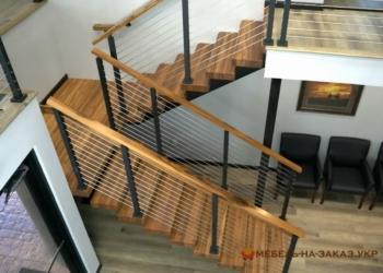 варианты металлических лестниц