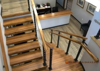 Чертежи металлической лестницы