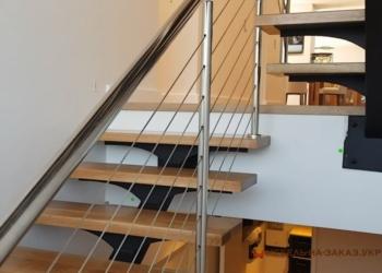 Как сделать лестницу из металла для дачи