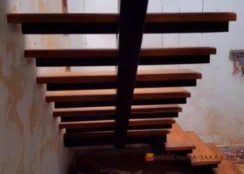 Металлические лестницы наружные фото