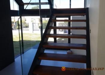 Фотогалерея лестниц из нержавейки