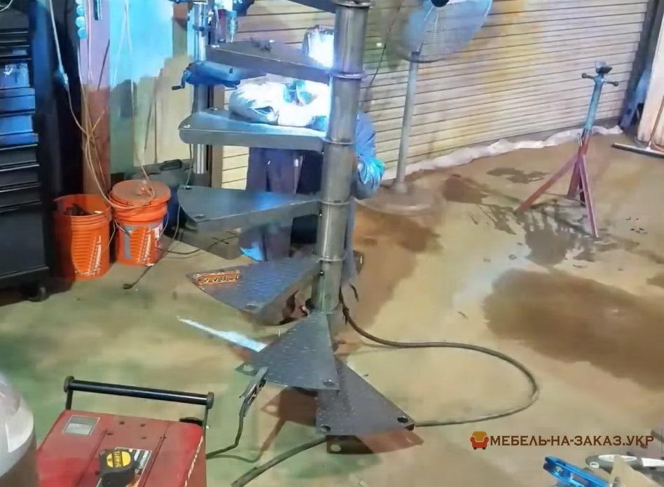 Изготовление и монтаж металлоконструкций Буча