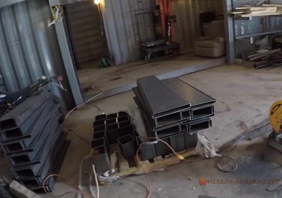 Изготовление металлоконструкций Ирпень