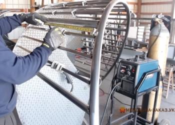 Изготовление металлоконструкций Вишневое