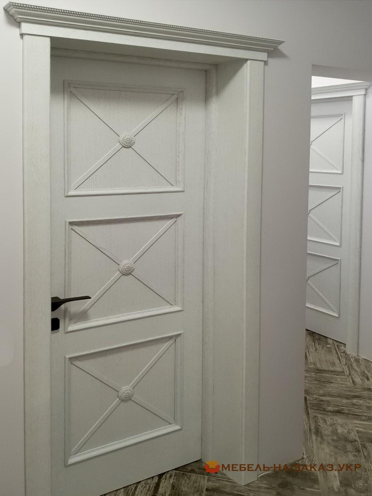 """Деревянные межкомнатные двери от """"Мебелартис"""""""