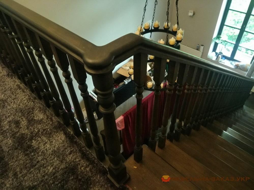 лестница на заказ в котедж