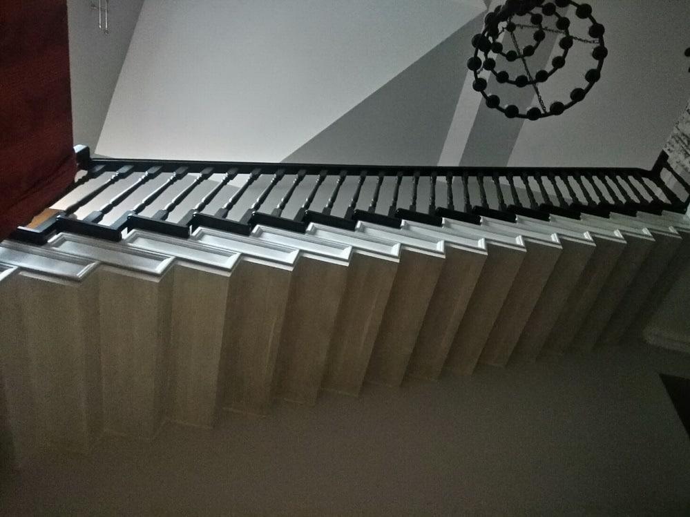 на заказ лестница на третий этаж