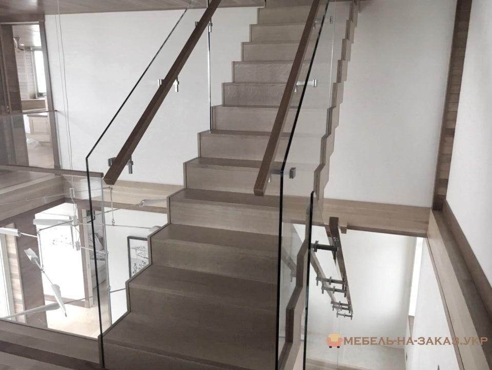 открытая лестница на заказ БУча