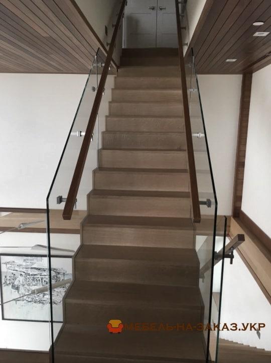 лестницы с прозрачными перилами