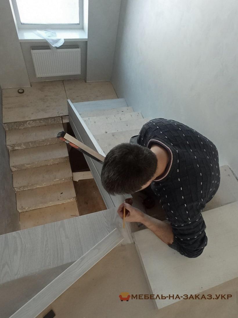 мастера по лестницам БУча