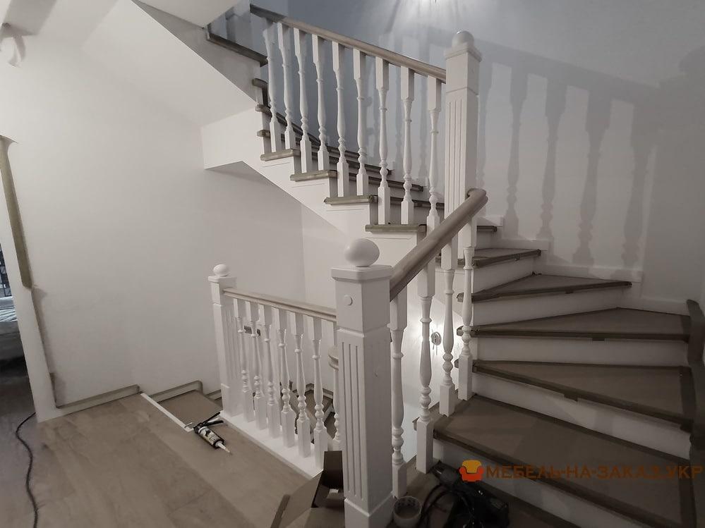 купить деревянную лестницу в БУче